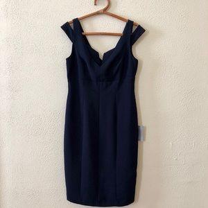 NWT Adrianna Papell Sheath Dress 8